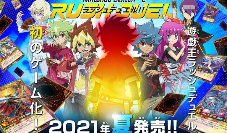 Yu-Gi-Oh! Rush Duel: Saikyou Battle Royale!! será invocado no Japão em agosto