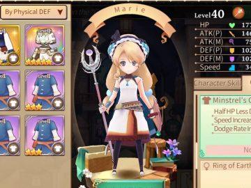 Screenshot de Atelier Online