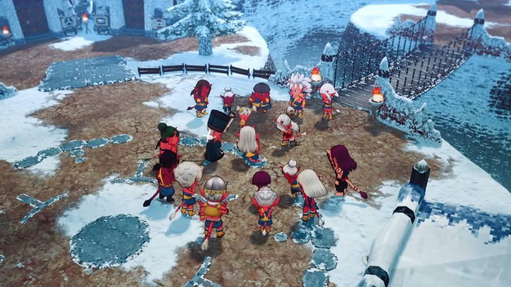 Screenshot de Dragon Quest Offline