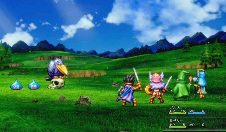 """Dragon Quest III terá um novo remake com gráficos """"HD-2D"""""""