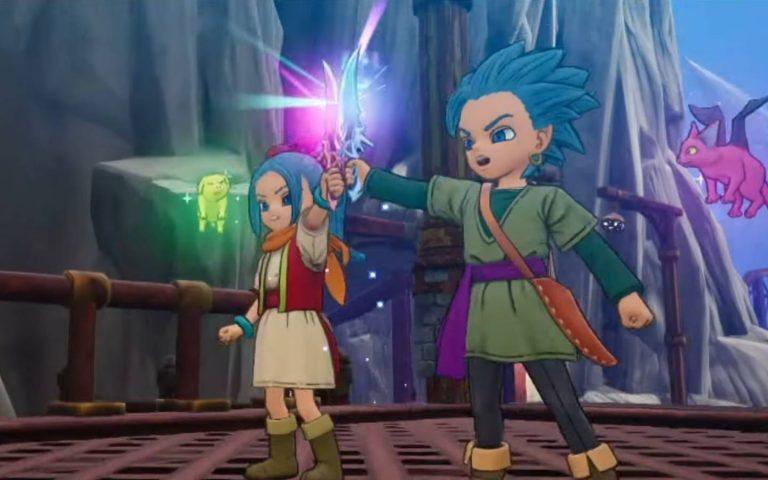 Screenshot de Dragon Quest Treasures