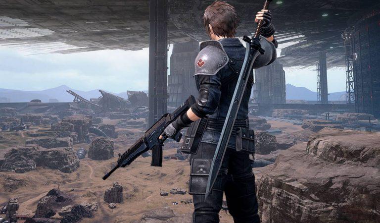 Final Fantasy VII: The First Soldier terá beta fechado em junho