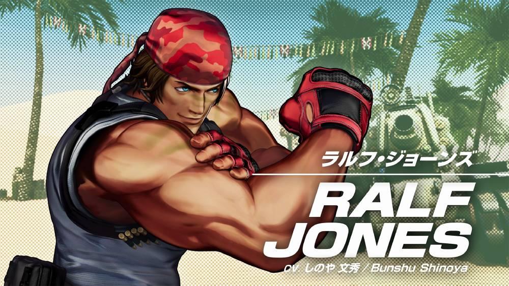 Imagem de The King of Fighters XV
