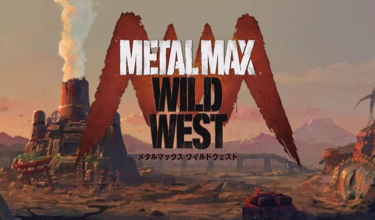 Metal Max: Wild West tem lançamento japonês adiado para 2022