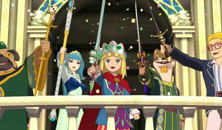 Ni no Kuni II: Revenant Kingdom chegará ao Switch em setembro