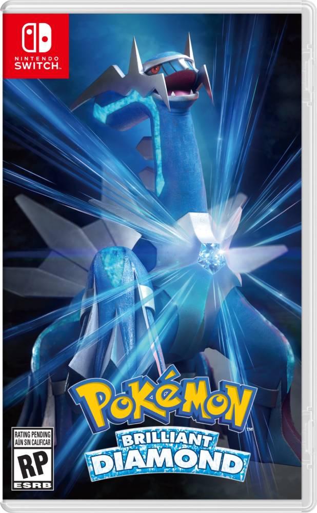 Capa de Pokémon Brilliant Diamond