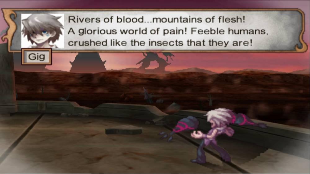 Screenshot de Soul Nomad & the World Eaters