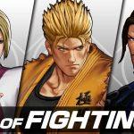 Arte de The King of Fighters XV
