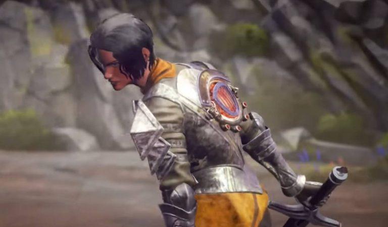 Babylon's Fall é confirmado para PS5 e terá beta fechado em breve