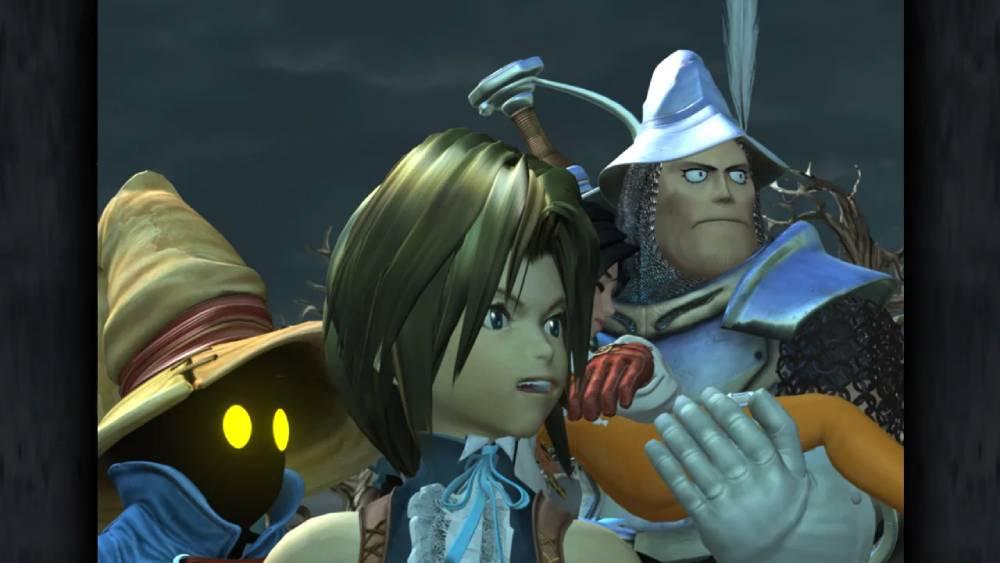 Screenshot de Final Fantasy IX