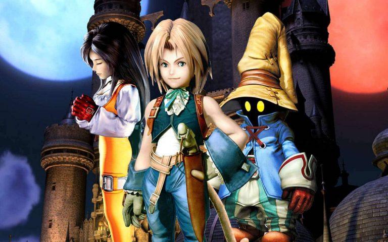 Arte de Final Fantasy IX