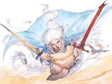 Arte de Final Fantasy III