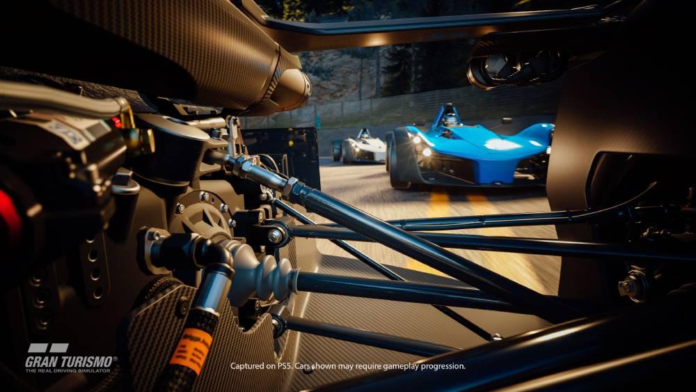 Screenshot de Gran Turismo 7