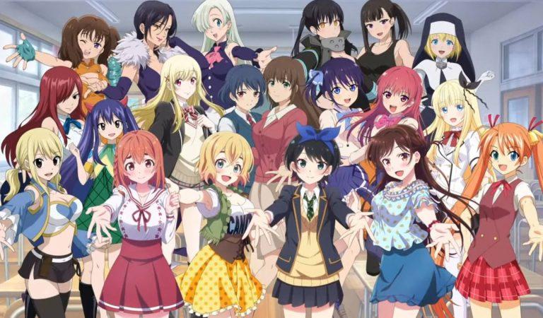 Kanojo, Okarishimasu terá jogo mobile com vários crossovers