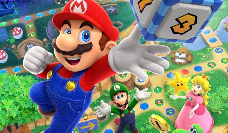 Mario Party reviverá a glória de seus clássicos com um novo jogo