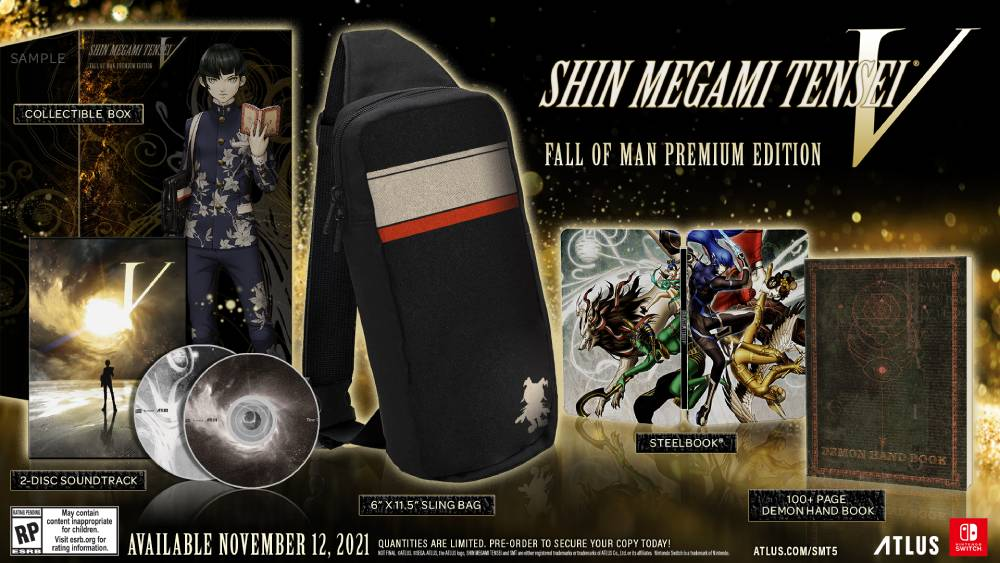 Imagem de Shin Megami Tensei V