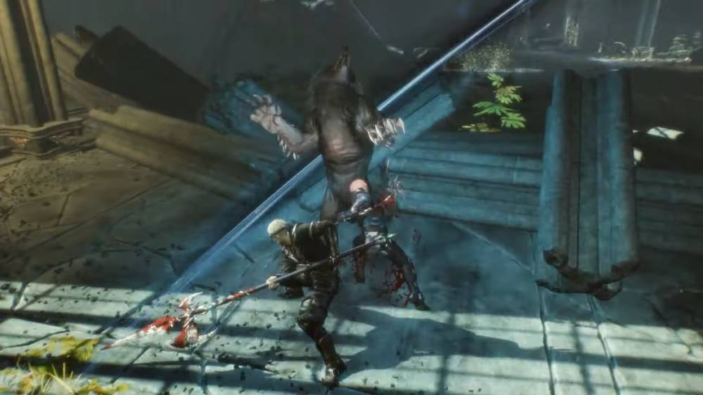Screenshot de Strange of Paradise: Final Fantasy Origin
