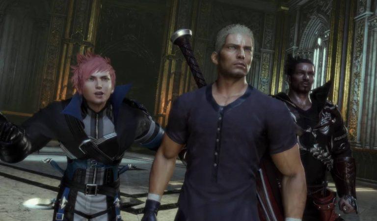 Final Fantasy Origin é anunciado pela Square Enix e Team Ninja