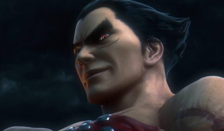 Kazuya Mishima será adicionado amanhã ao elenco de Super Smash Bros. Ultimate