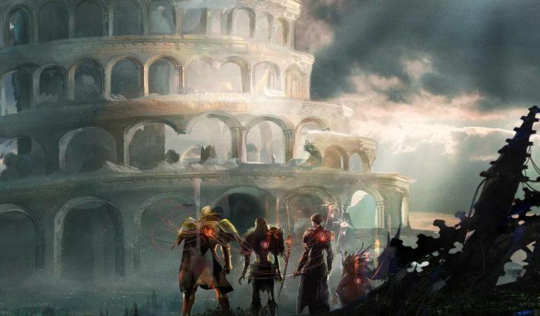 Babylon's Fall marca datas de beta fechado para PC