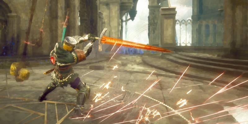 Screenshot de Babylon's Fall