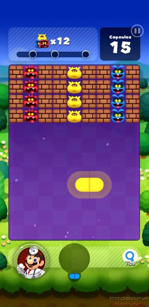 Screenshot de Dr. Mario World
