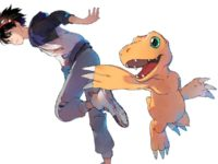 Arte de Digimon Survive