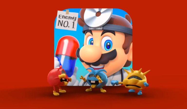 Dr. Mario World encerrará serviços em novembro