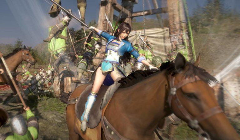 Dynasty Warriors 9 Empires mostra 11 minutos de gameplay