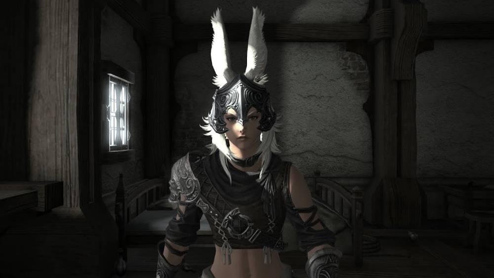 Screenshot de Final Fantasy XIV: