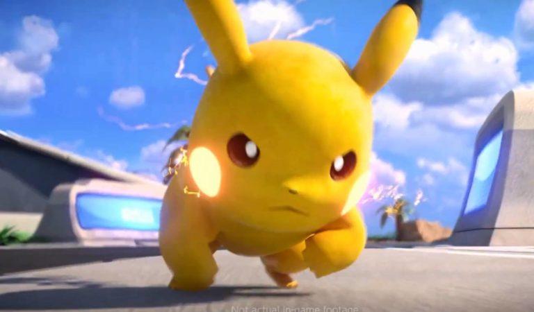 Pokémon Unite para Switch recebe data de lançamento