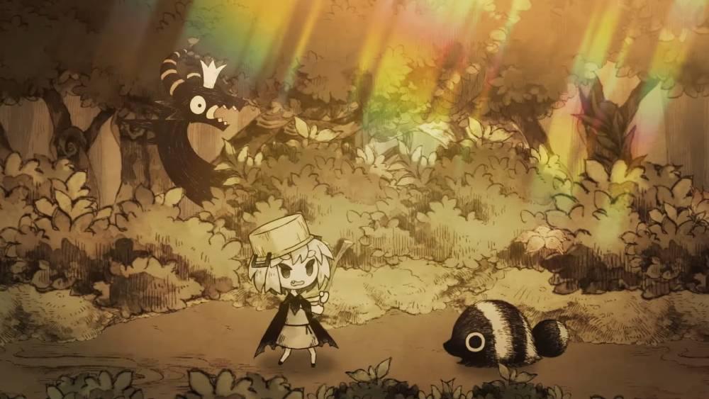 Screenshot de The Cruel King and the Great Hero