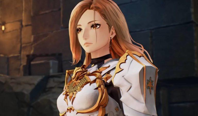 Tales of Arise foca na guerreira Kisara em um novo trailer