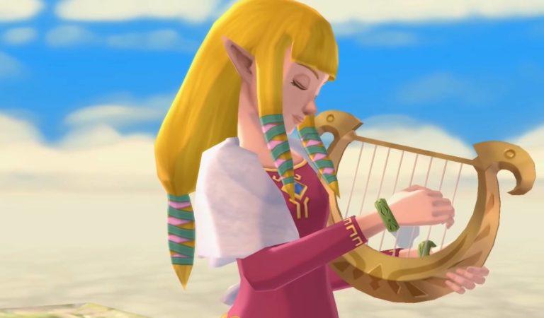 Zelda: Skyward Sword HD destaca novidades em novo trailer