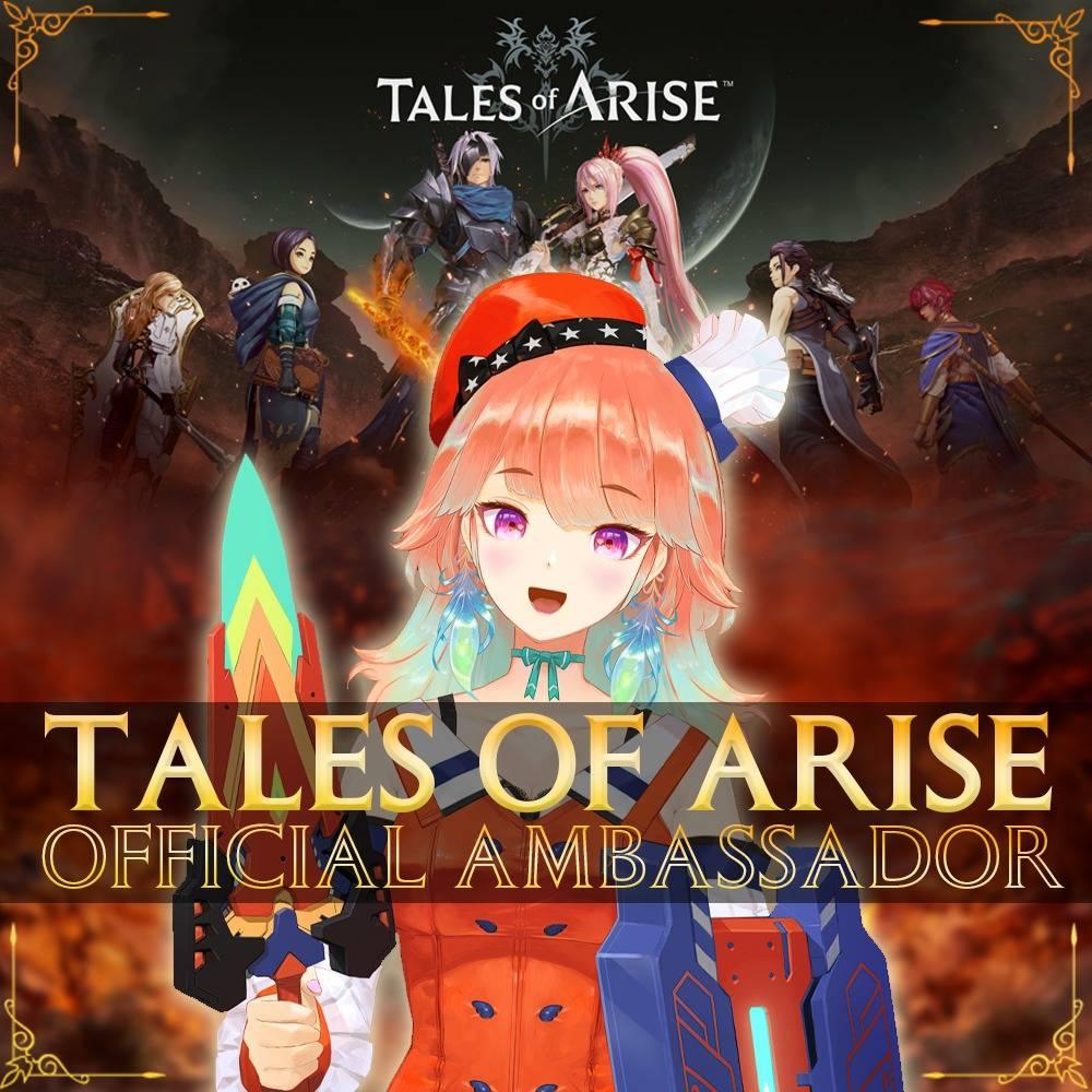 Arte promocional de Tales of Arise