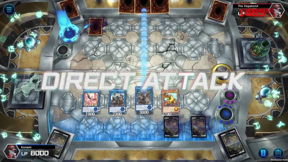 Screenshot de Yu-Gi-Oh! Master Duel