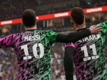 Screenshot de eFootball