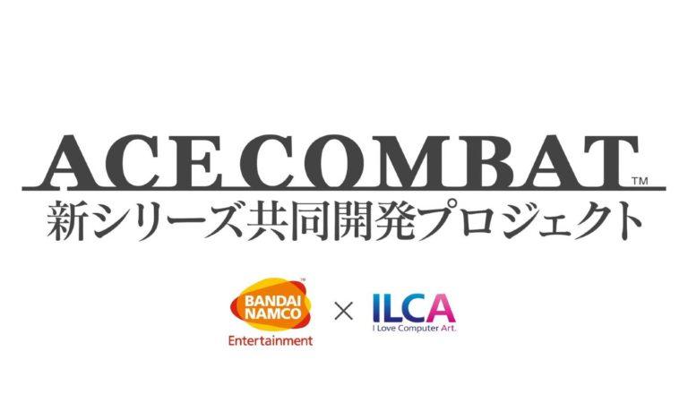 Novo Ace Combat é anunciado em parceria com o estúdio ILCA