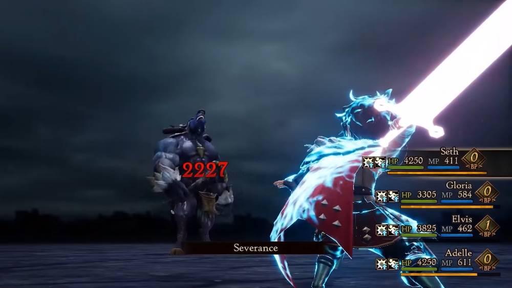 Screenshot de Bravely Default II