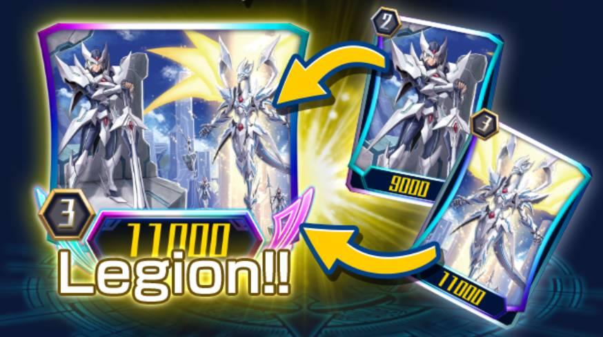 Arte de Cardfight!! Vanguard Zero