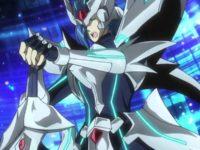Captura de tela do anime Cardfight!! Vanguard