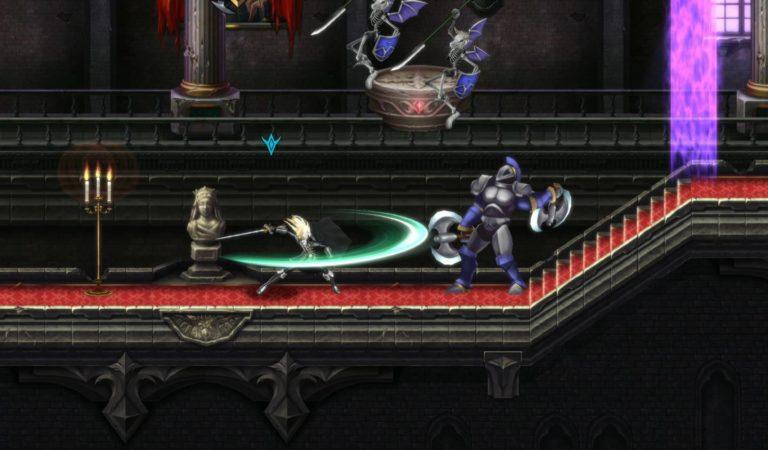 Castlevania: Grimoire of Souls retornará em breve no Apple Arcade