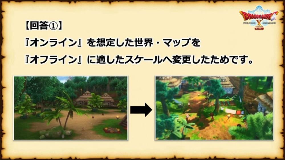 Captura de tela do programa de aniversário de 9 anos de Dragon Quest X