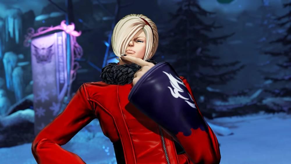 Screenshot de The King of Fighters XV