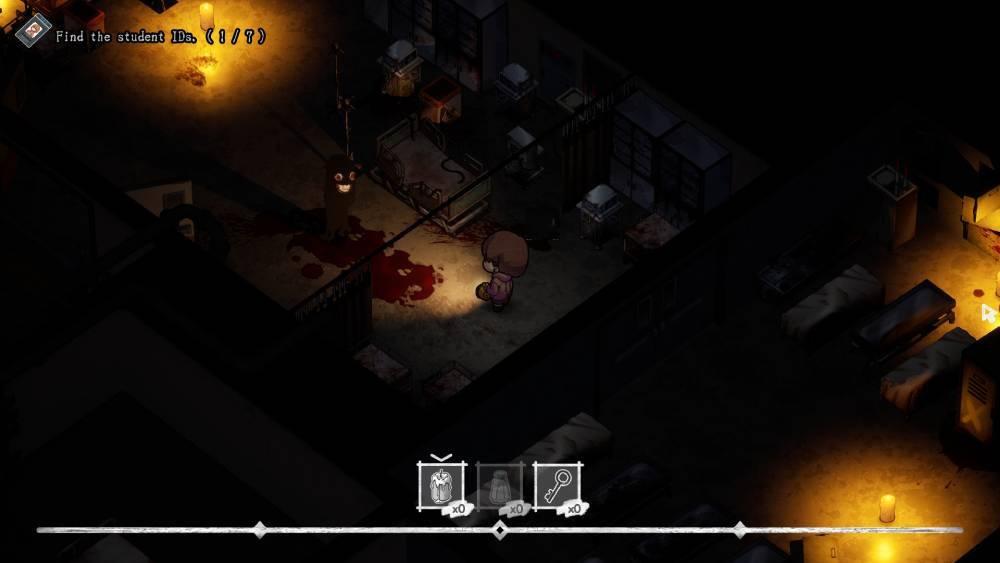Screenshot de Last Light