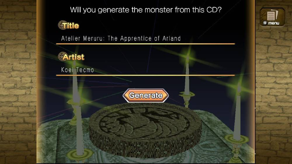 Screenshot de Monster Rancher 1 & 2 DX