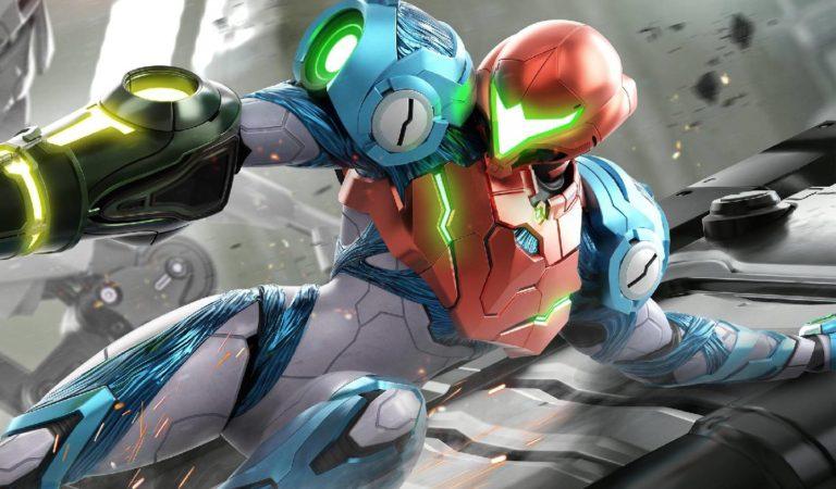 Samus chega ao planeta ZDR em novo trailer de Metroid Dread