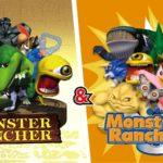 Arte de Monster Rancher 1 & 2 DX