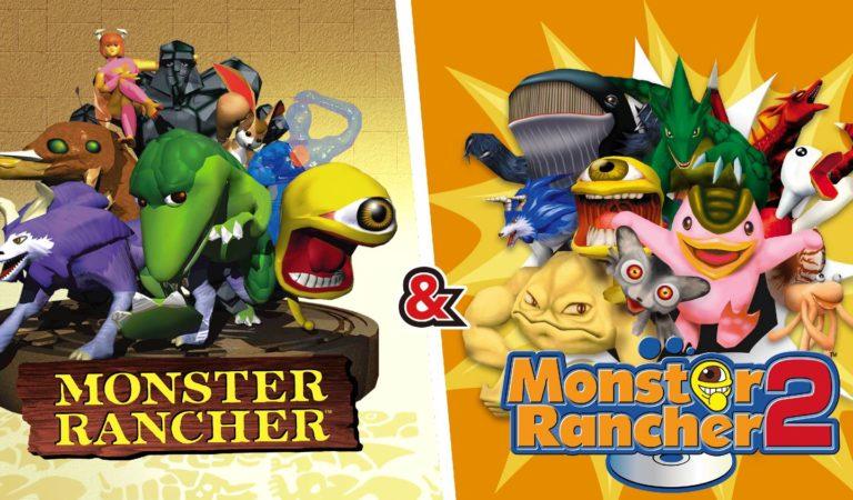 Monster Rancher 1 & 2 DX é anunciado e terá lançamento mundial