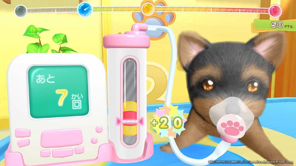Screenshot de Pups & Purrs Animal Hospital